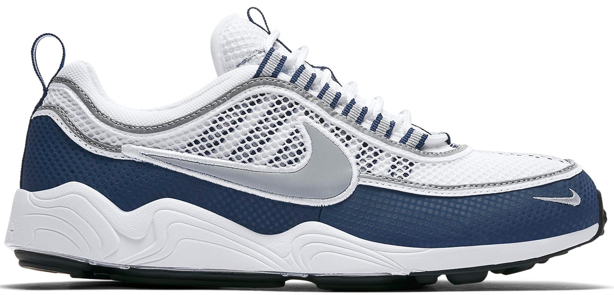 Nike Air Zoom Spiridon White Midnight