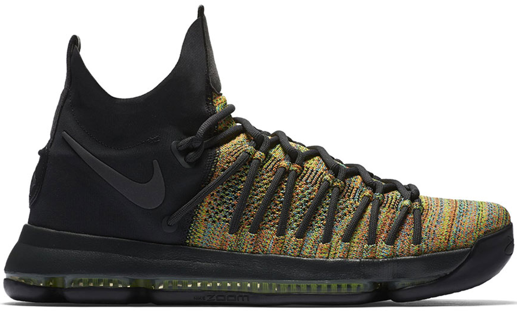 Nike KD 9 Elite Multi-Color