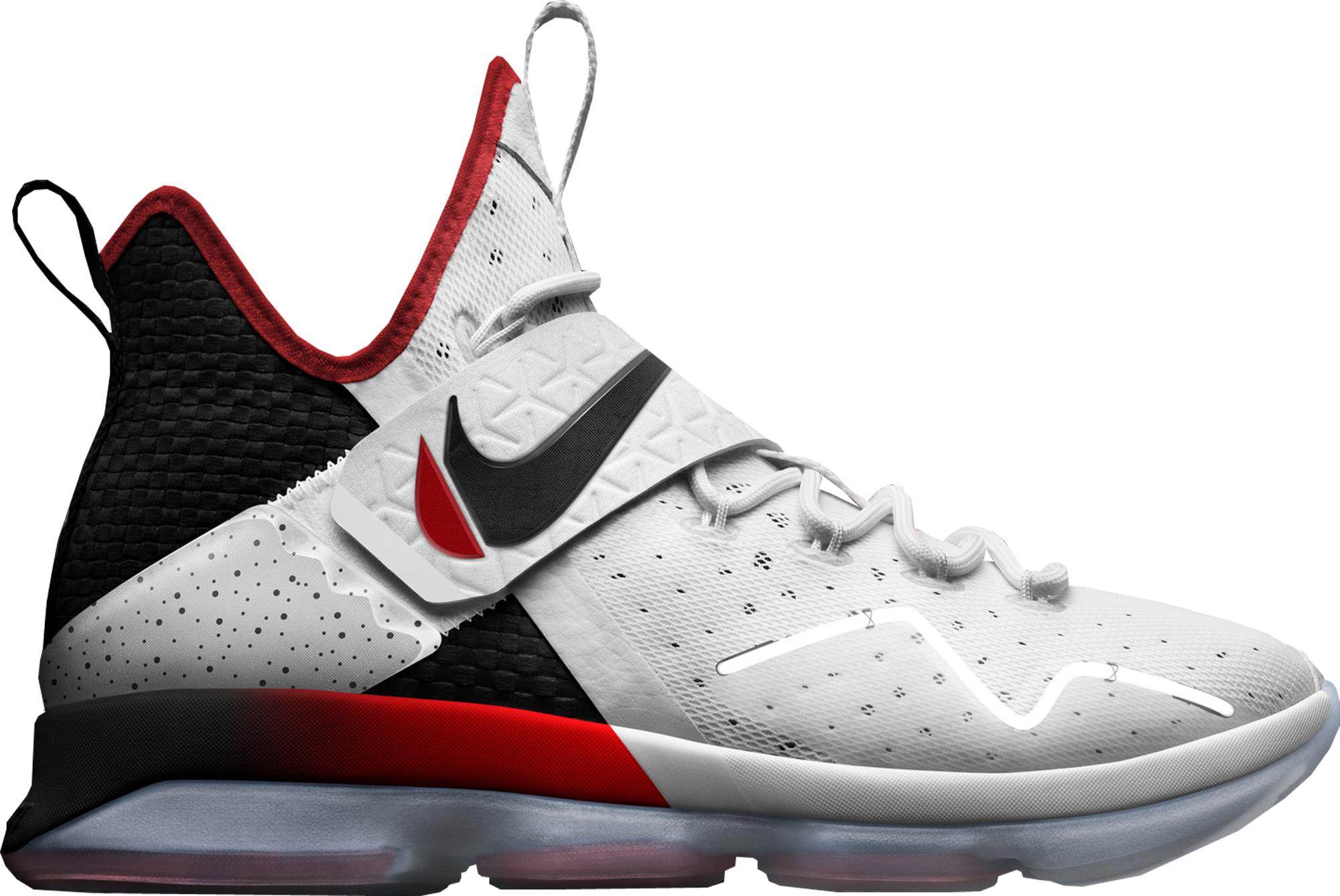 225f77a9a1f Nike LeBron 14 Flip The Switch - StockX News