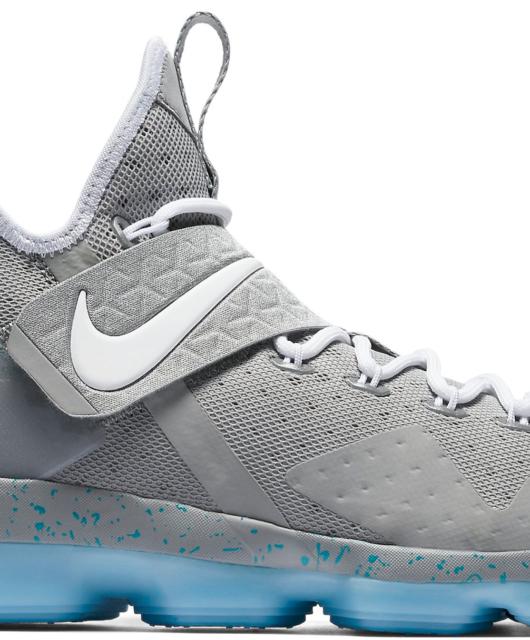 Nike LeBron 14 2015 Mag McFly Back to the Future