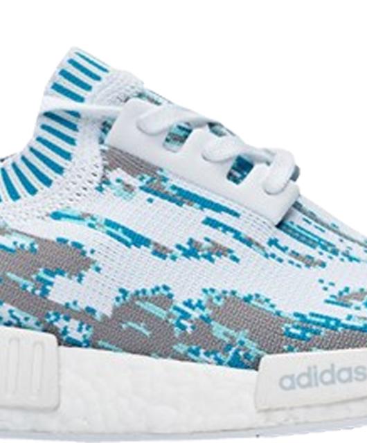 adidas NMD R1 Datamosh Clear Aqua SNS Sneakersnstuff