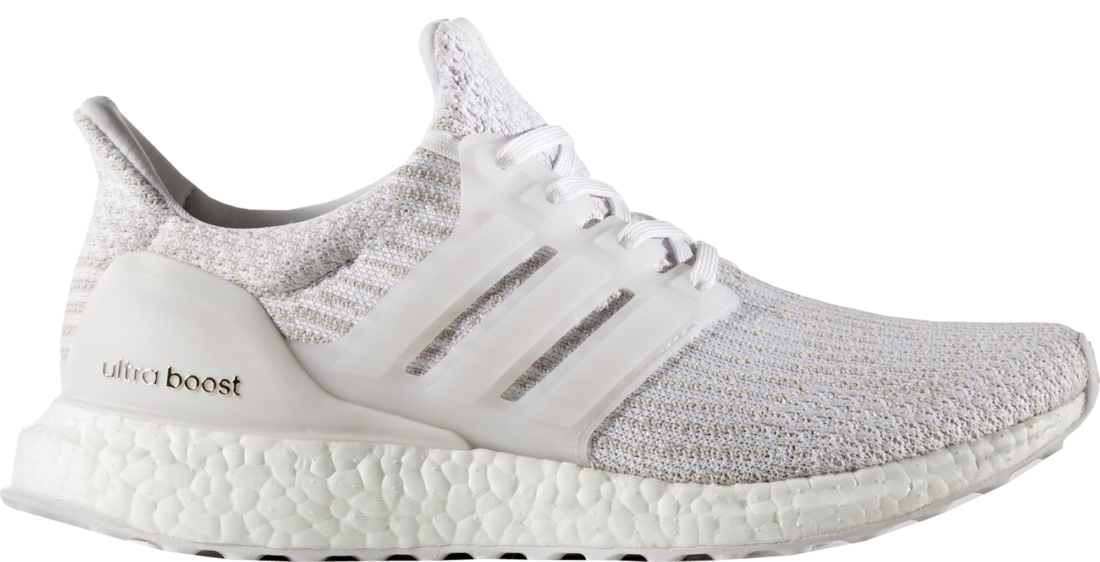 adidas Ultra Boost 3.0 White Pearl Grey Women\u0027s