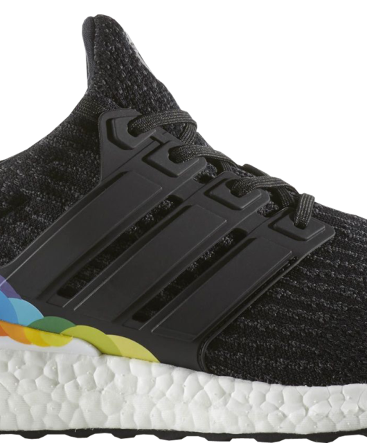 Adidas Ultra Boost 3.0 LGBT 2017 Rainbow LGBTQ