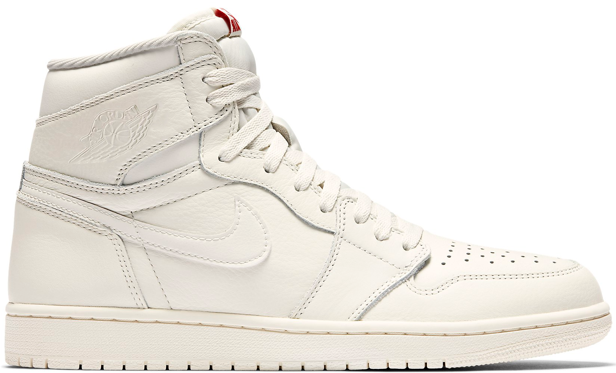 9d97531aba8d Air Jordan 1 Retro High OG Essentials Sail - StockX News