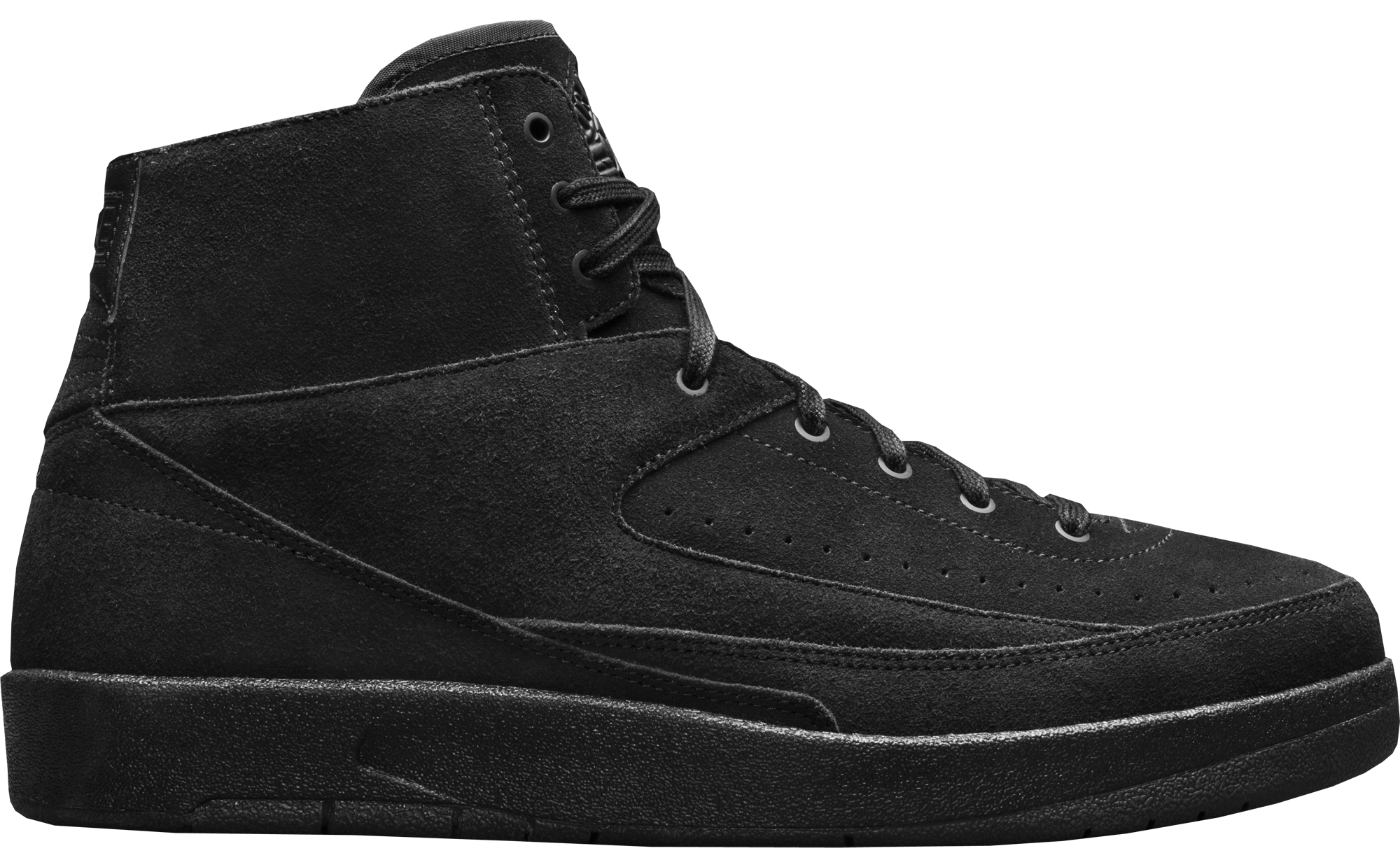 timeless design 36416 89bb6 Air Jordan 2 Retro Decon Black - StockX News