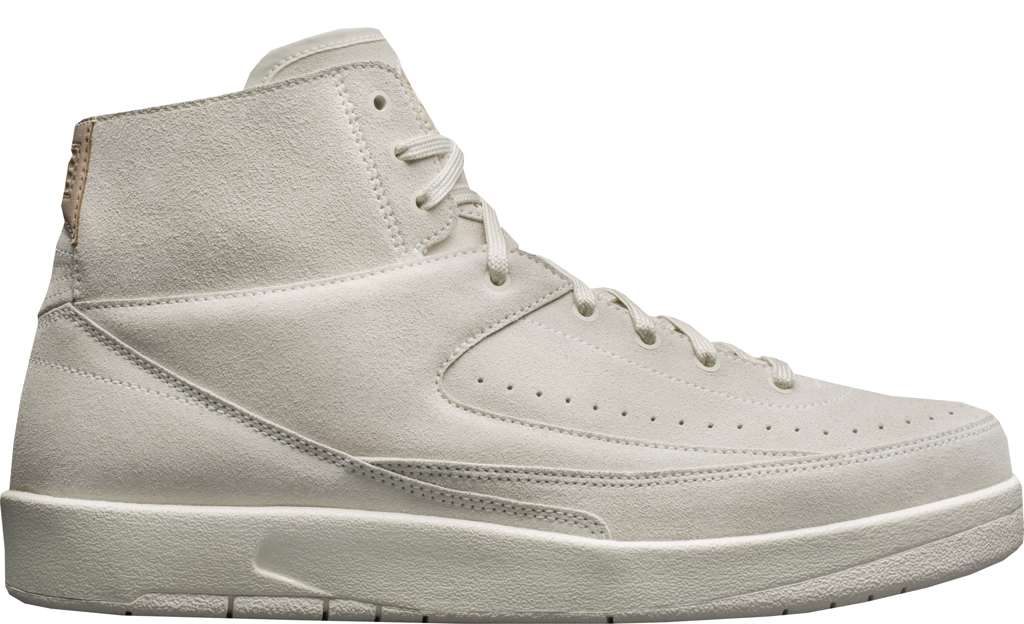 8dc414e385b1b0 Air Jordan 2 Retro Decon Sail Bio Beige 2017 Deconstructed