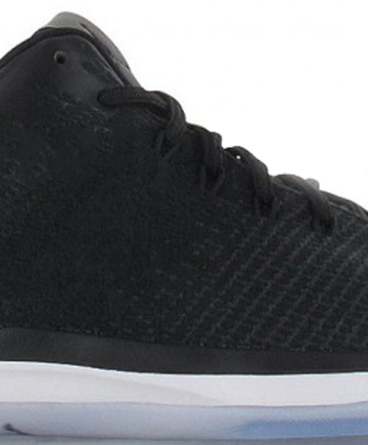 Air Jordan XXX1 Low Black White
