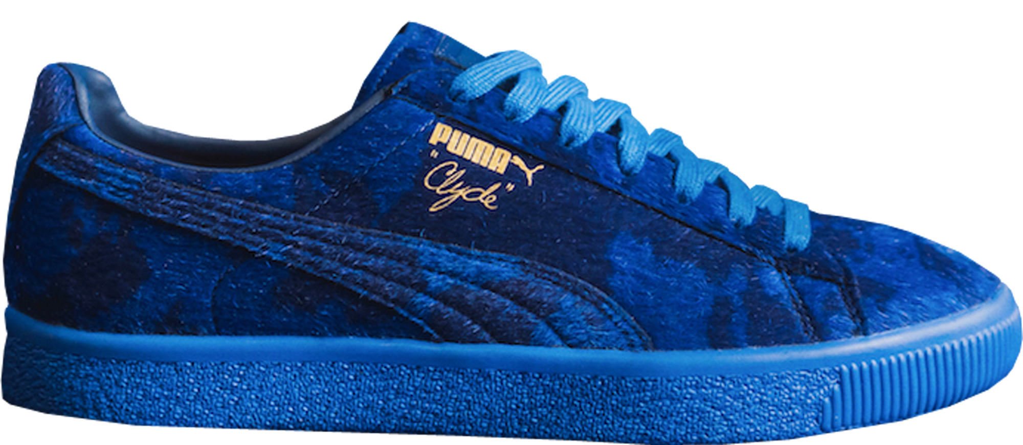newest 4191a ab99c Packer Shoes x Puma Clyde Cow Suit Blue - StockX News
