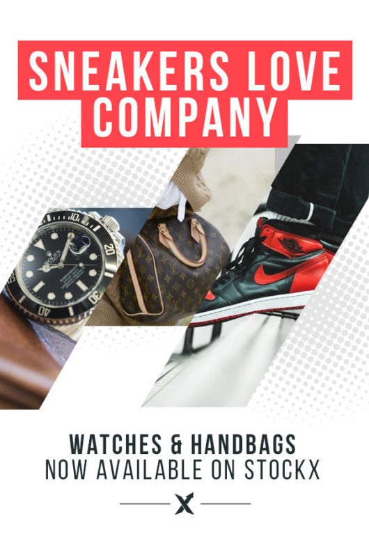 Sneakers, Watches, Handbags - StockX Stock Market Of Things