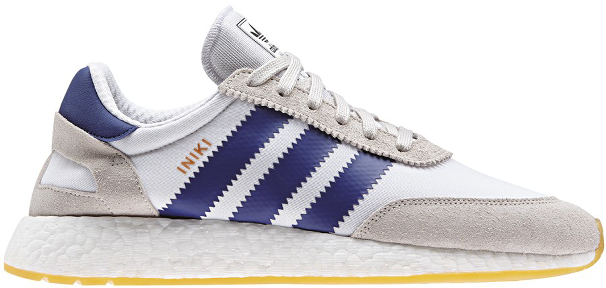 uk store where can i buy super popular adidas Iniki Runner White Navy Gum - StockX News