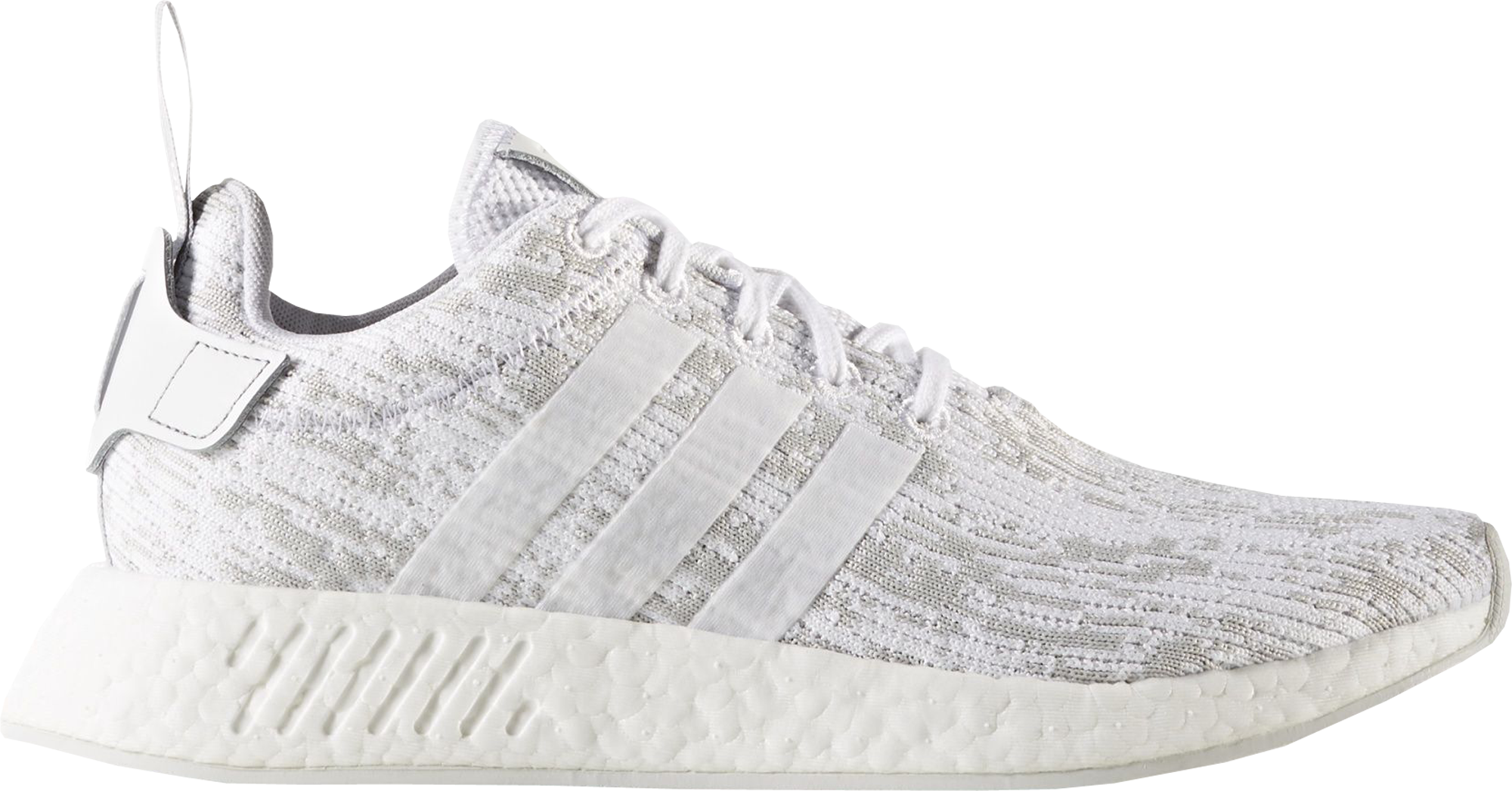 28720c373 adidas NMD R2 Women s Clear Granite Boost Primeknit
