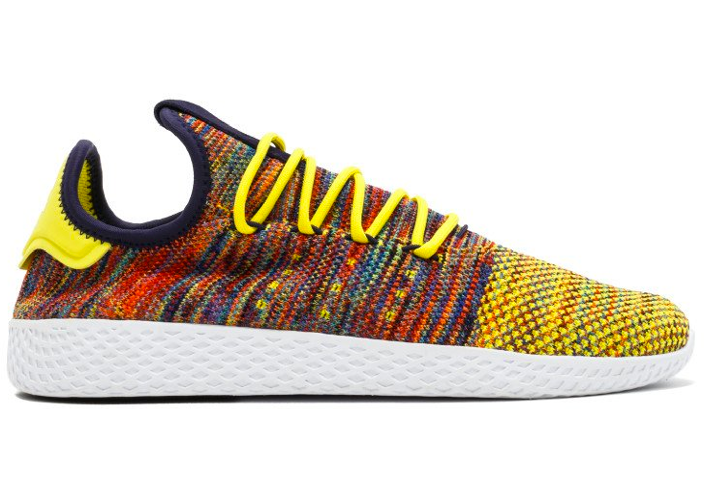 Pharrell Williams x adidas Tennis Hu Multi-Color