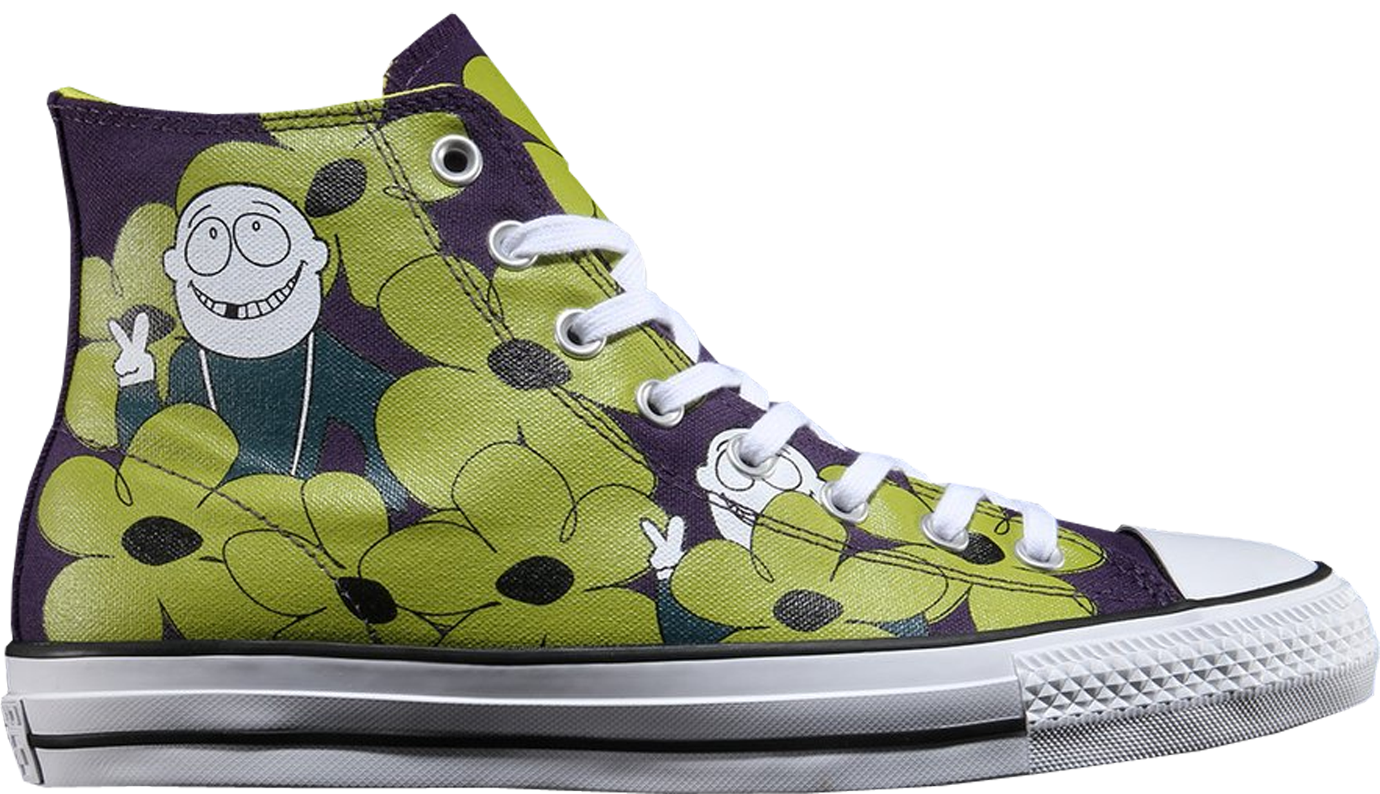 53334ec4095c Dinosaur Jr. x Converse Chuck Taylor All-Star Hi Green - StockX News