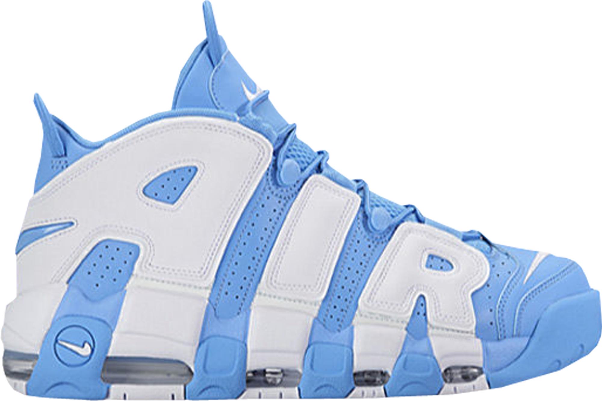 4d7a269945bf Nike Air More Uptempo University Blue - StockX News