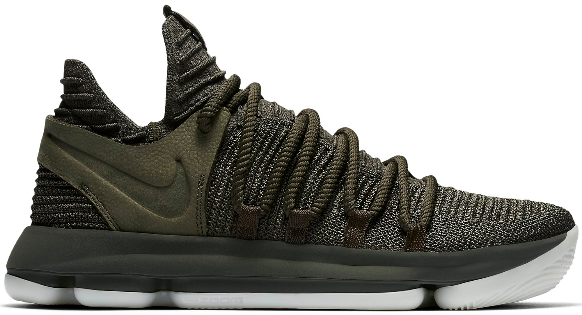 362bc064ba95 NikeLab Zoom KD 10 Olive NL Glow-In-The-Dark SP Multi-