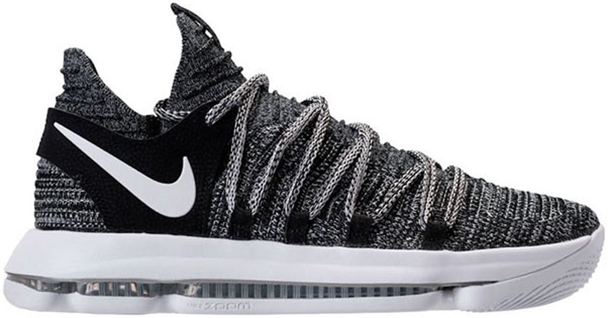 finest selection 4004c 8738c Nike Zoom KD 10 Oreo - StockX News