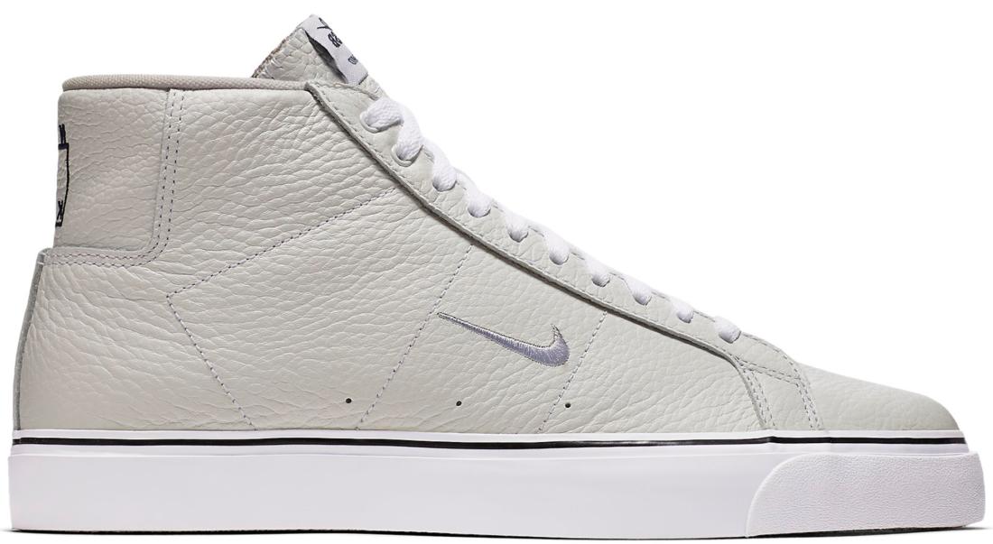 nike blazer low ac white\/white sneakers news