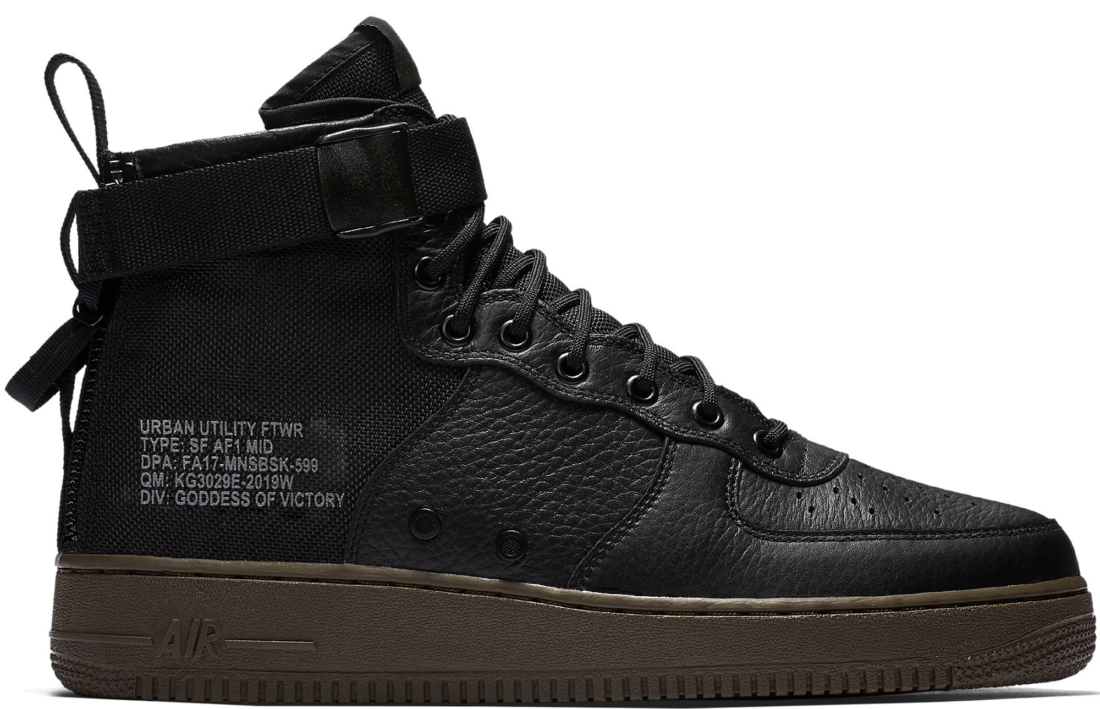 nike air force 1 mid special edition