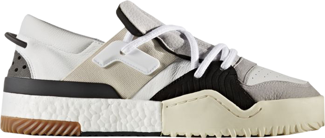 best cheap 50a07 569be Alexander Wang x adidas AW BBall Lo White - StockX News