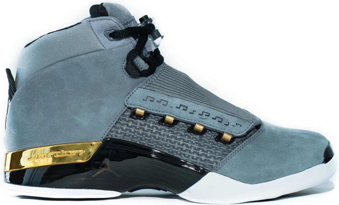 de82c7da81a Trophy Room x Air Jordan 17 Retro Cool Grey - StockX News