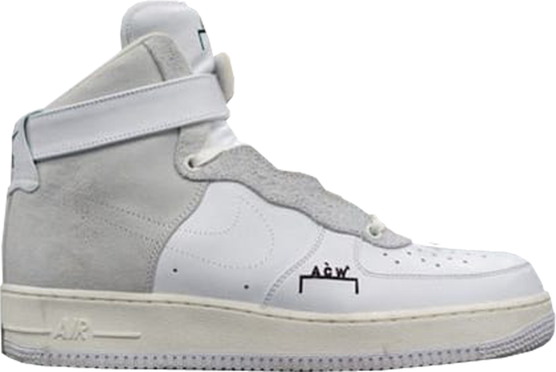 50d7f430954e Samuel Ross x Nike Air Force 1 High A-COLD-WALL - StockX News