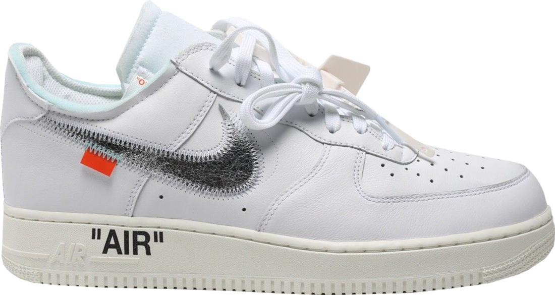 Off Af100 News White Virgil Stockx Nike X Air Abloh Force Low 1 OZPXiulwkT