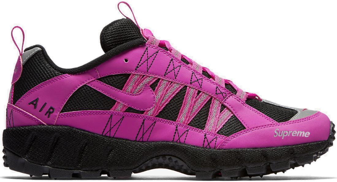 competitive price db5e9 65179 Supreme x Nike Air Humara Fire Pink