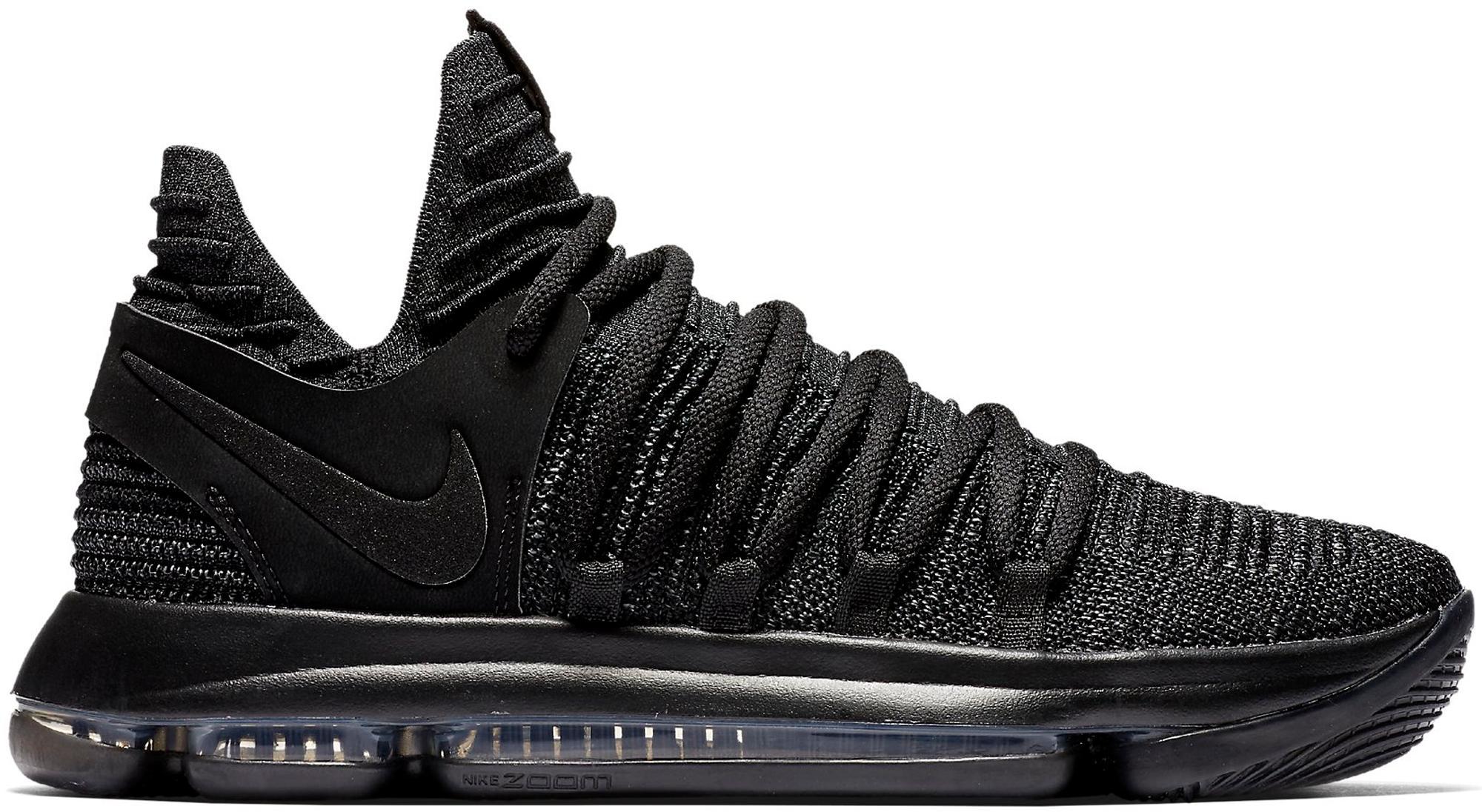hot sales e83ea 69cdc Nike KD 10 Blackout - StockX News