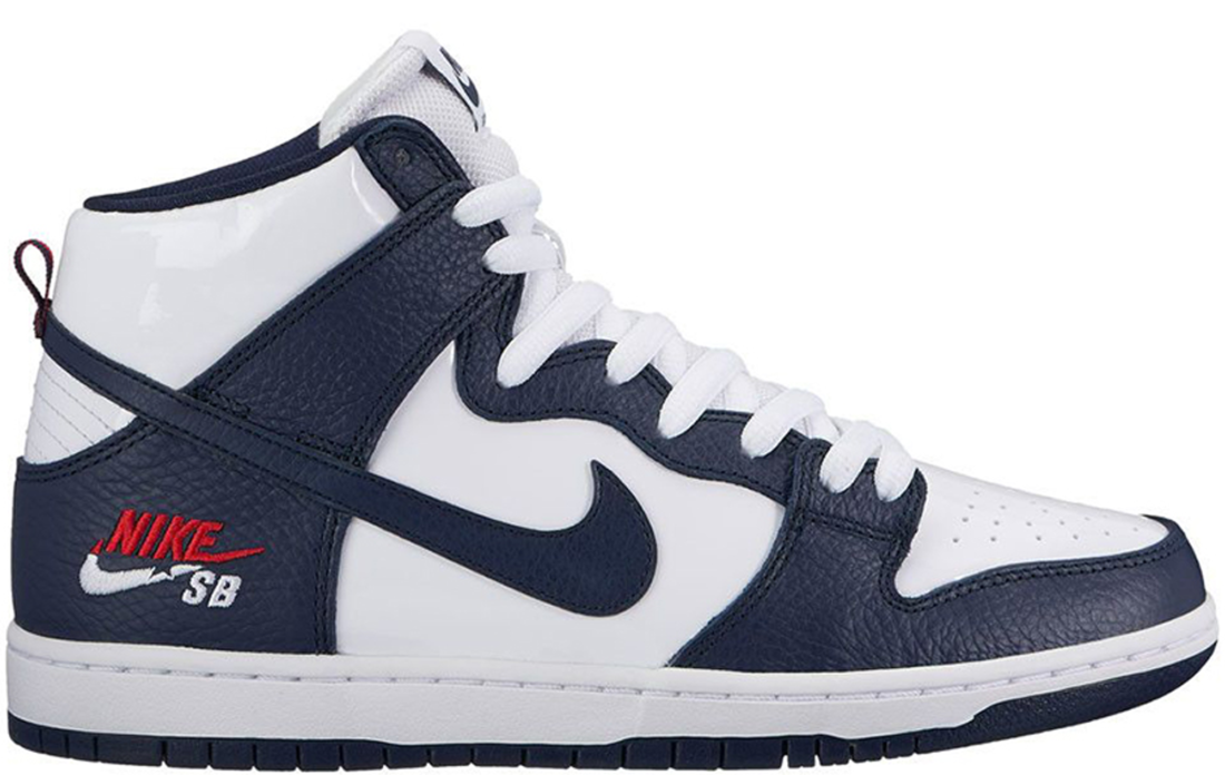 a842cb0eeaa Nike SB Dunk High Pro Dream Team Obsidian - StockX News