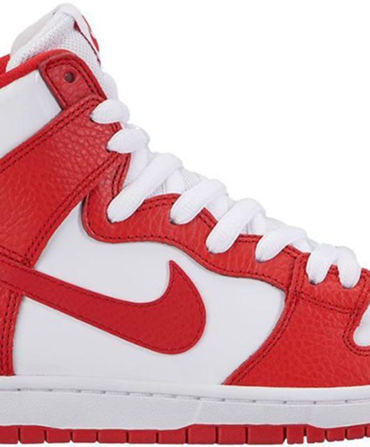 Nike SB Dunk High Pro Dream Team Red