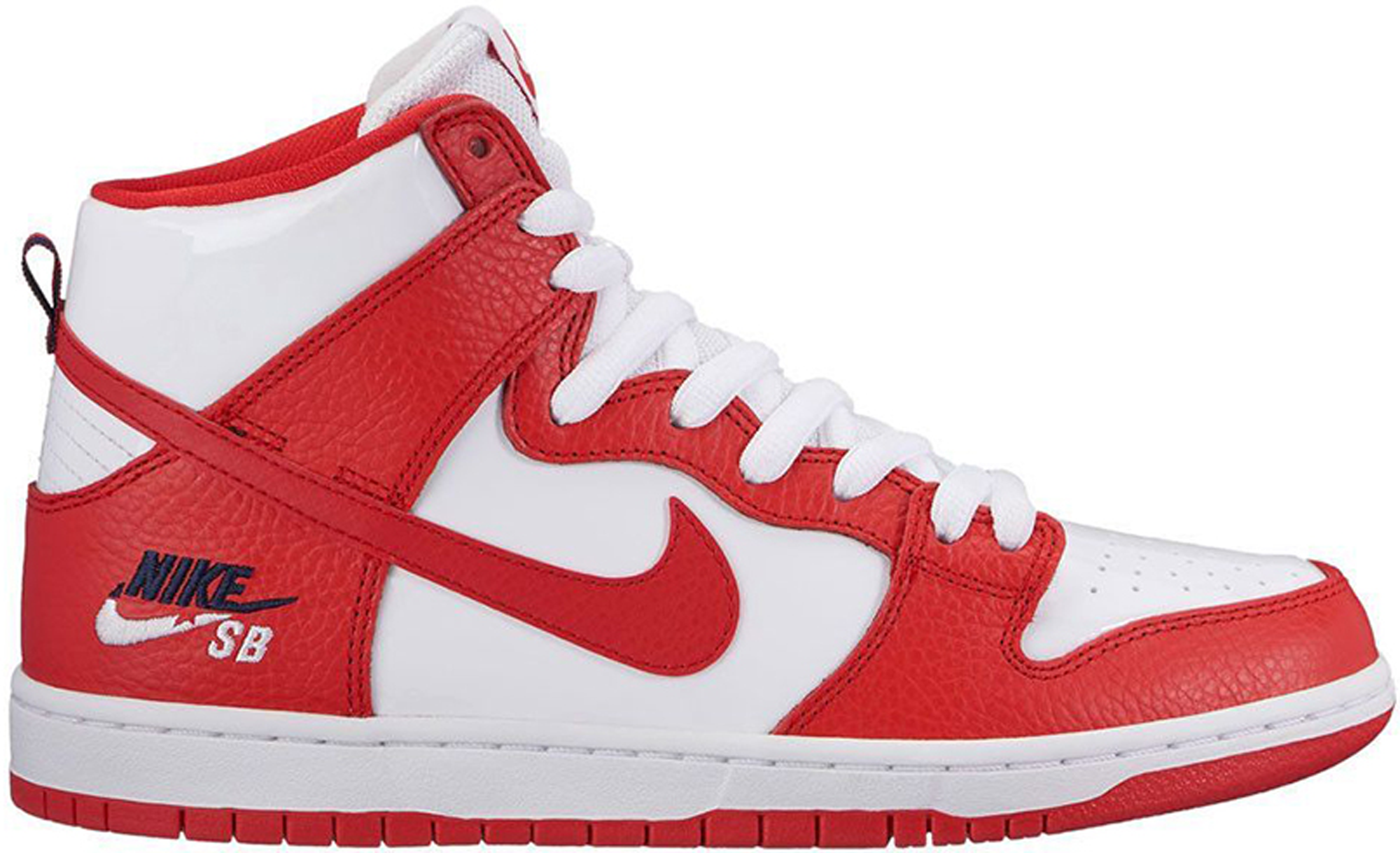 a91d7ca5 Nike SB Dunk High Pro Dream Team Red - StockX News