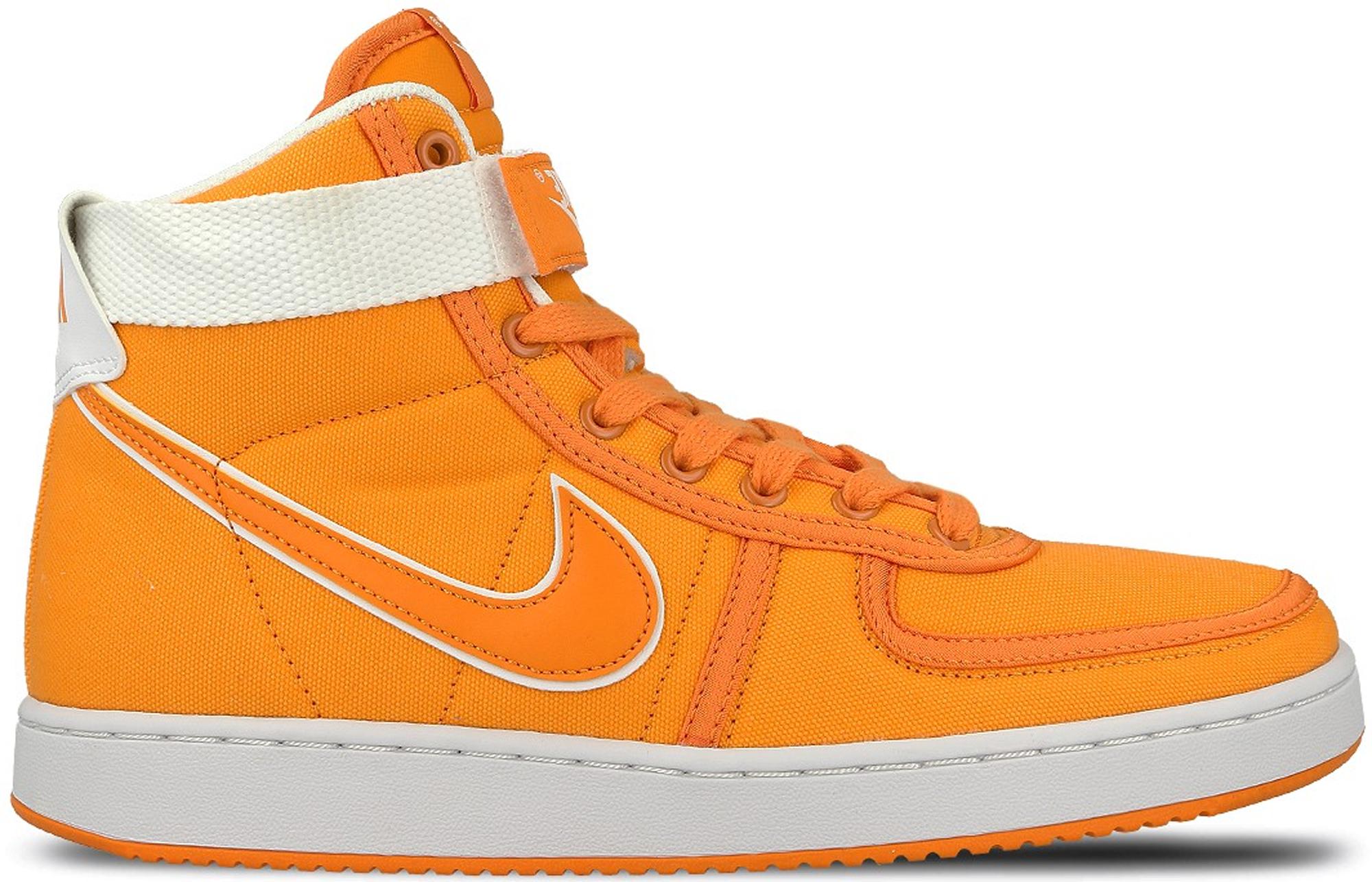 New NIKE Vandal Supreme Hi Top Mens orange sneaker all sizes