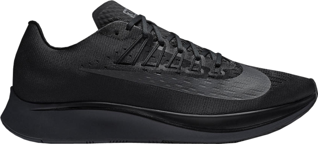 f3b983da Nike Zoom Fly Triple Black - StockX News