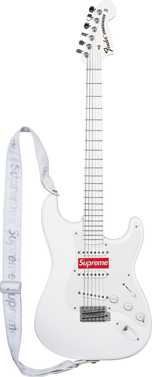 reputable site 31e1d 6aa73 Supreme Fender Stratocaster