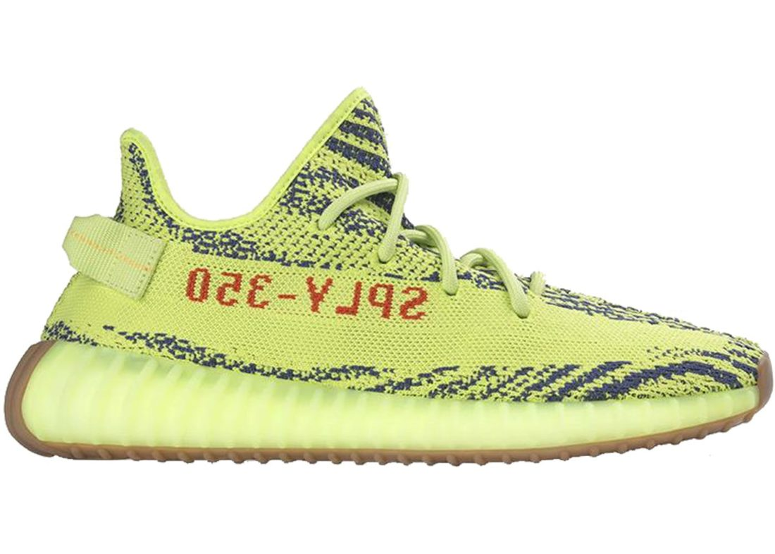 Yeezy Frozen Yellow