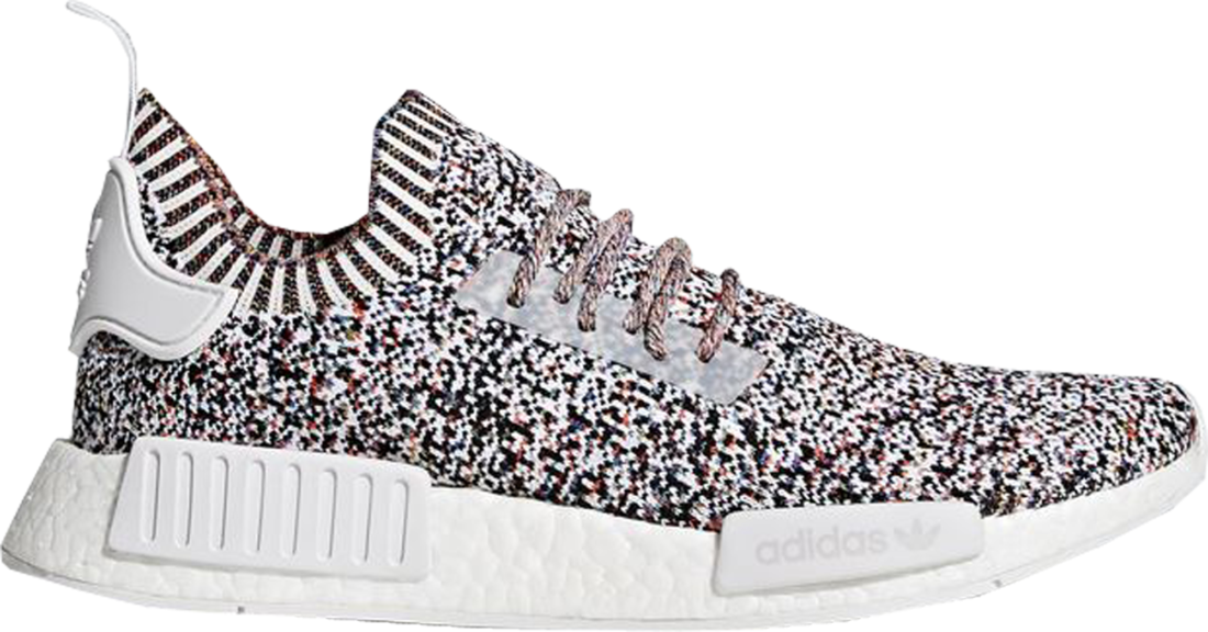 official photos 86ec1 0ccb1 adidas NMD R1 Colour Static Rainbow