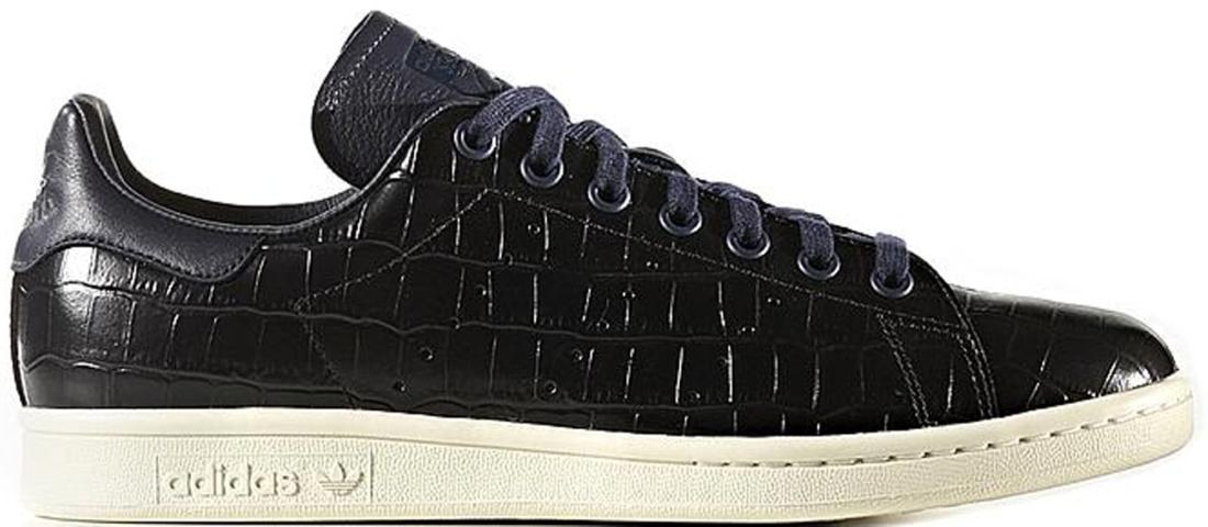 pas cher pour réduction 535d4 cb848 Kicks Lab x adidas Stan Smith Croc Legend Ink - StockX News