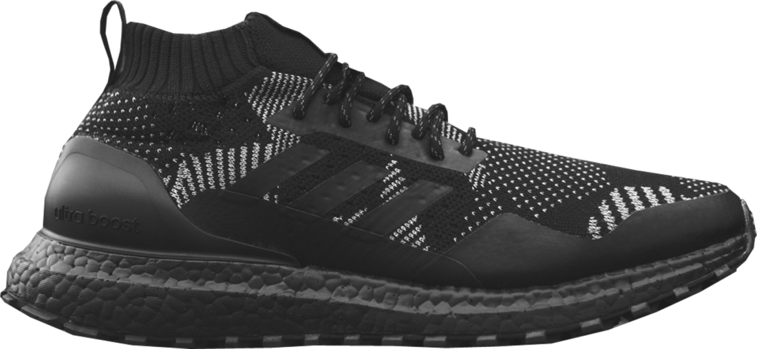 94edd020d6c33 Kith x nonnative x adidas Ultra Boost Mid Core Black - StockX News