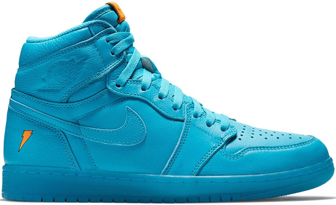 016047ec03585b Air Jordan 1 Retro High OG Gatorade Blue Lagoon - StockX News