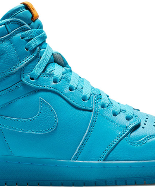 Air Jordan 1 Retro High OG Gatorade Blue Lagoon