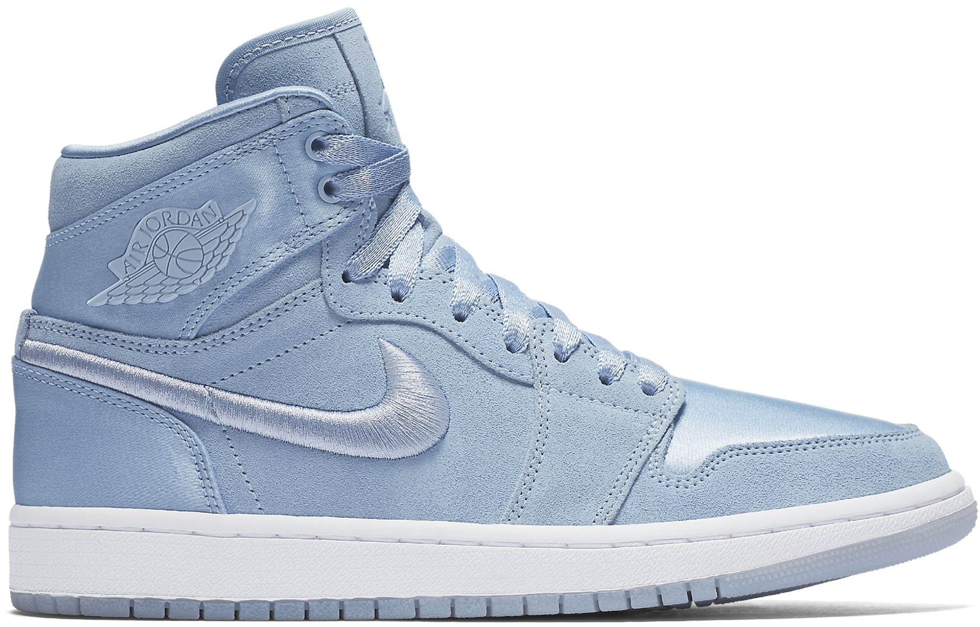 watch e3de4 fd3f9 Women's Air Jordan 1 Retro High SOH Hydrogen Blue - StockX News