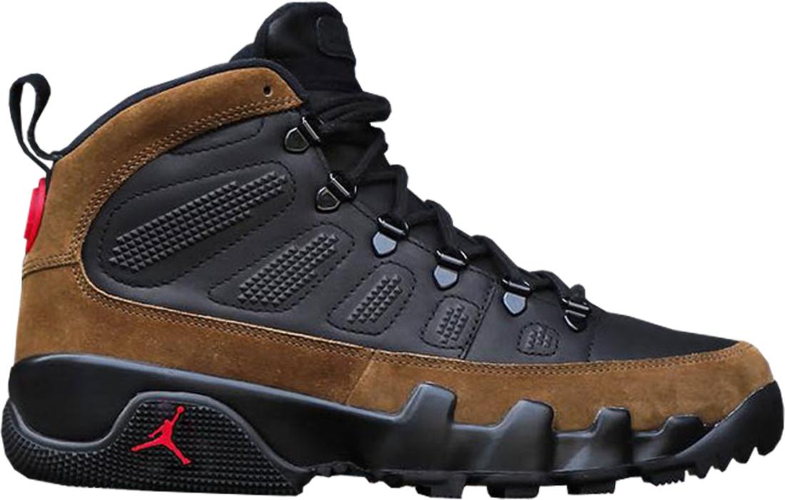 Air Jordan 9 Retro Boot Olive - StockX News ff0a4e018
