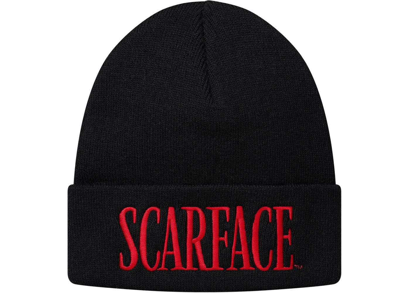 9ea6de100402e Black Supreme Scarface Beanie - StockX News