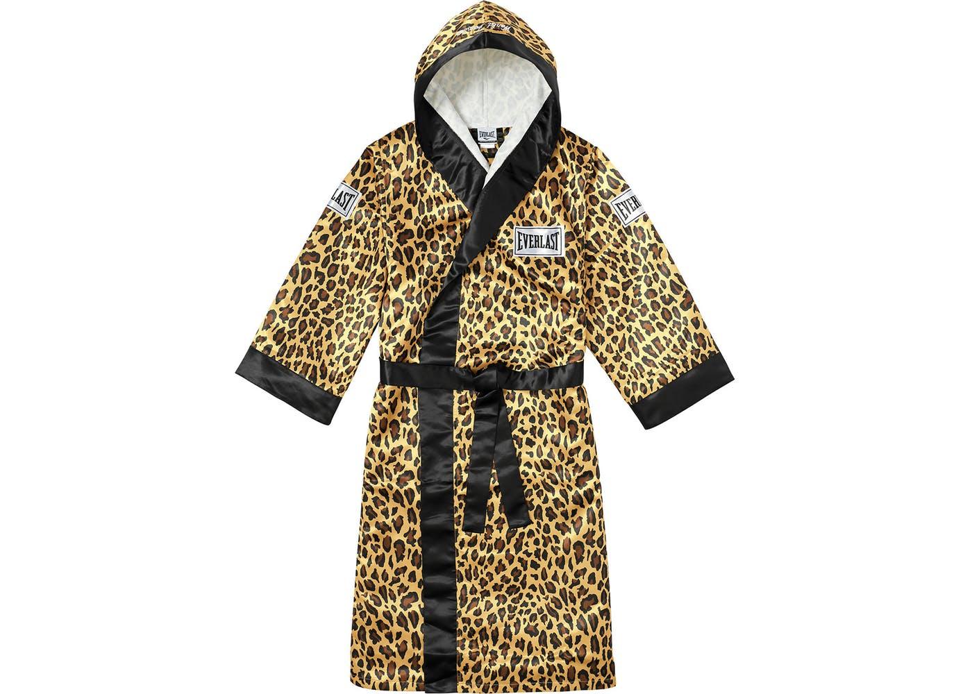 Leopard Supreme Everlast Boxing Robe - StockX News 16e4281a027f