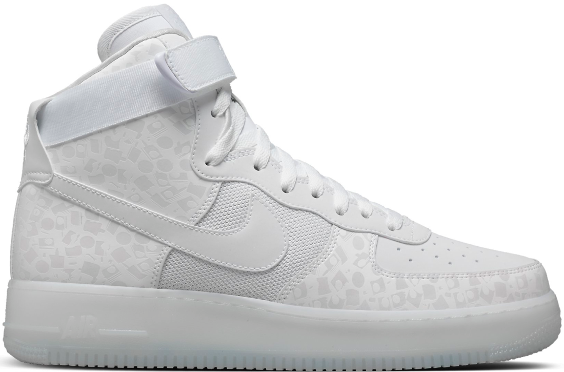 X Nike Stockx 1 Force High Air News Stash Af100 nw8mN0