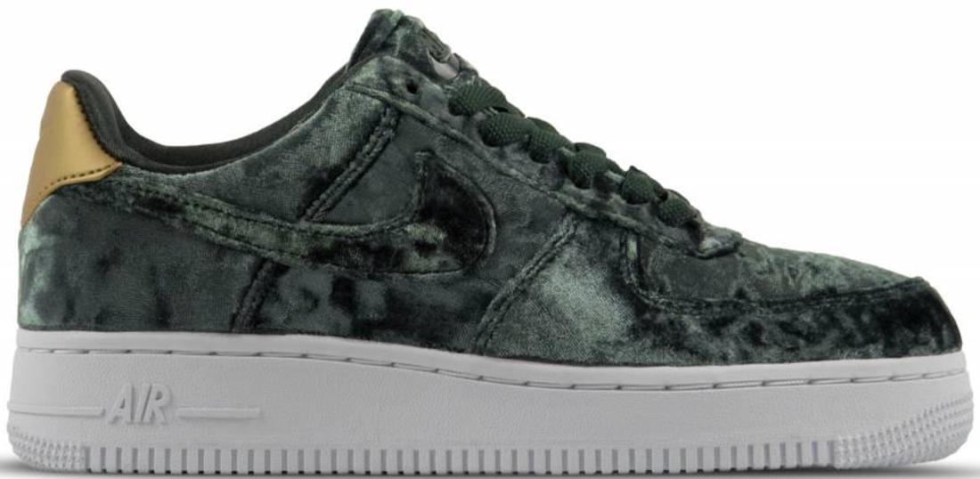 Green Air Outdoor Velvet Force 1 Low Nike Women's News Premium Stockx 051qZY