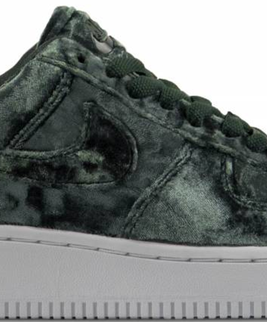 Women's Nike Air Force 1 Low Premium Outdoor Green Velvet