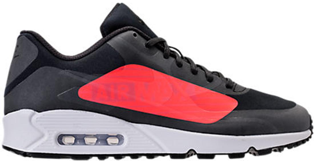 6de9c2bb20e0 Nike Air Max 90 NS Big Logo Black Crimson - StockX News