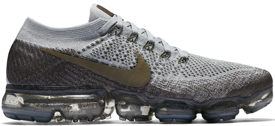 detailed look 4472b 9f333 Nike Air VaporMax Flyknit Midnight Fog Medium Olive - StockX ...
