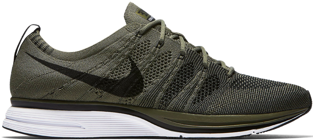 4abbb123aa2f Nike Flyknit Trainer Olive - StockX News